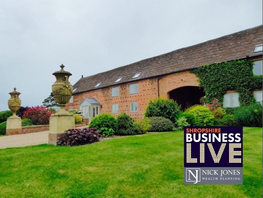 Shropshire Business LIVE - get your tickets now