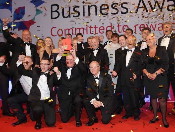 Time running out to enter Shropshire business 'Oscars'
