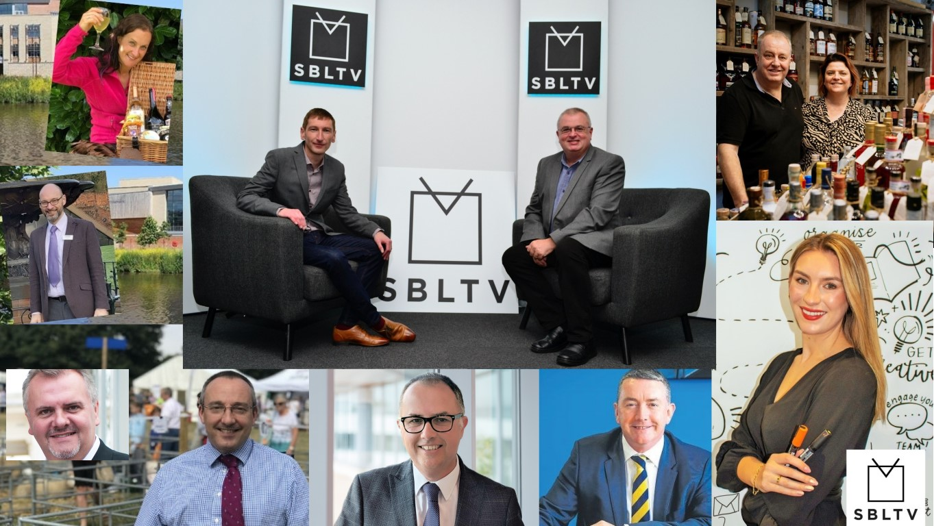 Missed the first Shropshire Business Live TV show? Watch again NOW