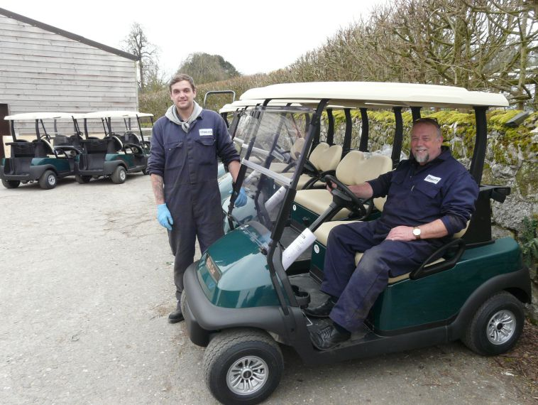 Groundcare firm a cut above