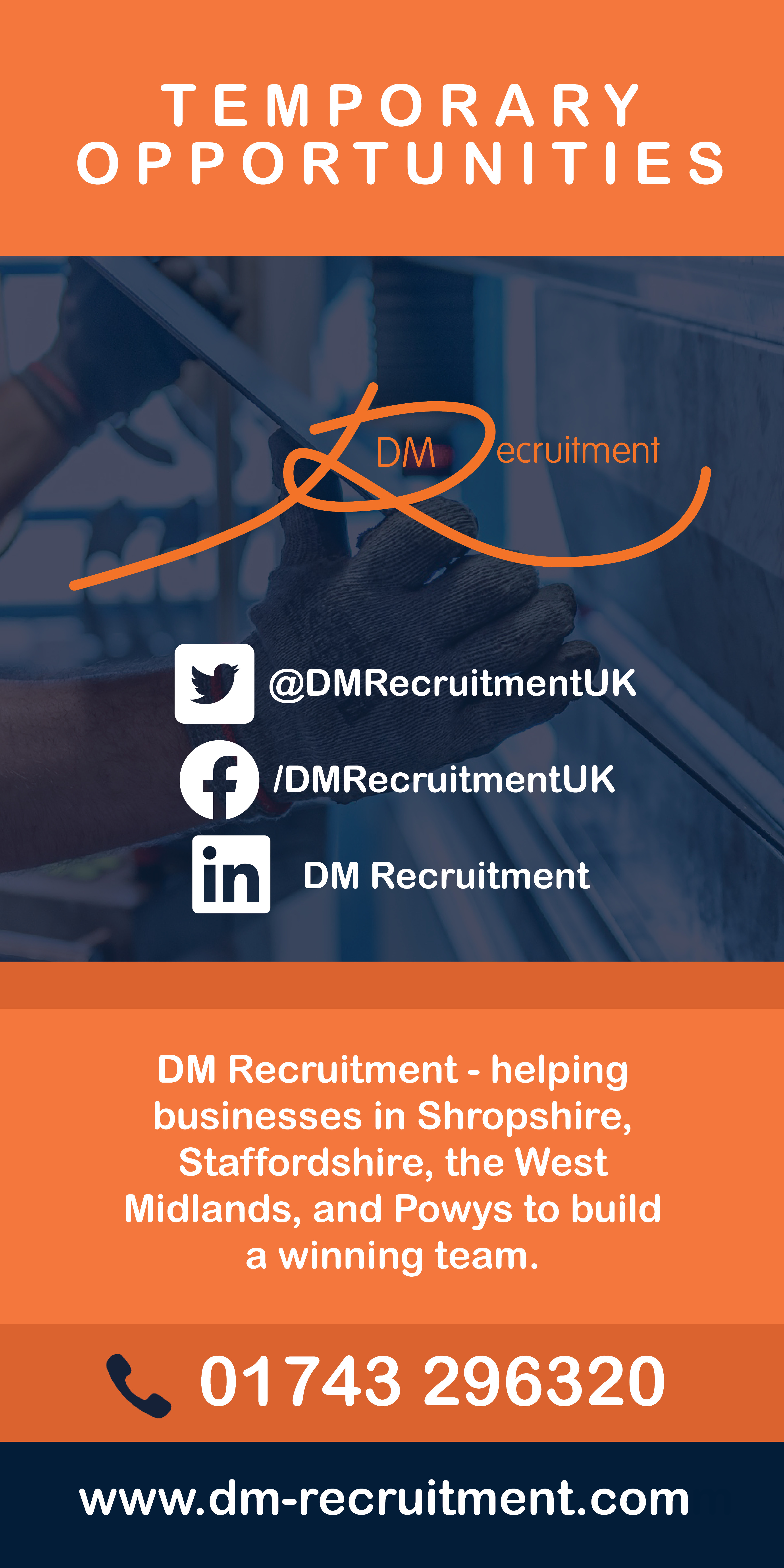 https://www.dm-recruitment.com